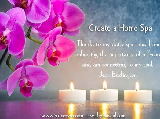 create a homespa